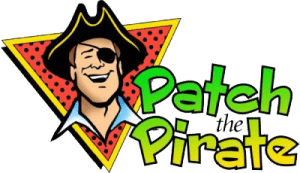 Patch the Pirate logo